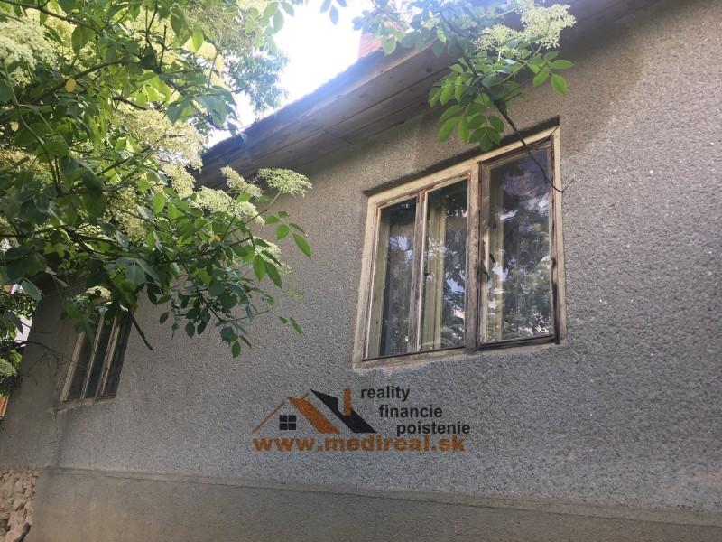 Rodinný dom / chalupa na predaj